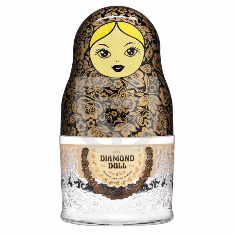 Diamond Doll Gold Vodka [0,7L 40%]