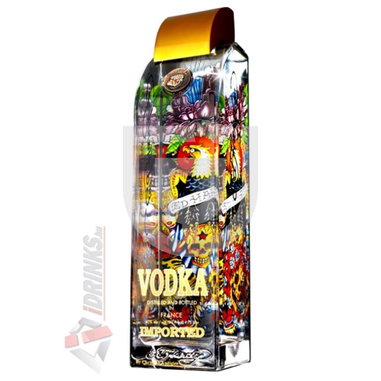 Ed Hardy Vodka [1L|40%]