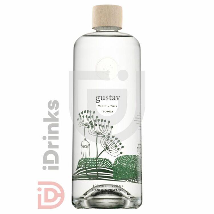 Gustav Tilli-Dill Vodka [0,7L|40%]