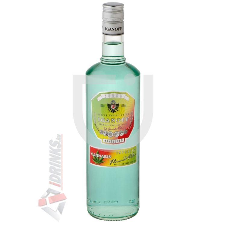Iganoff Cannabis Vodka [1L|40%]