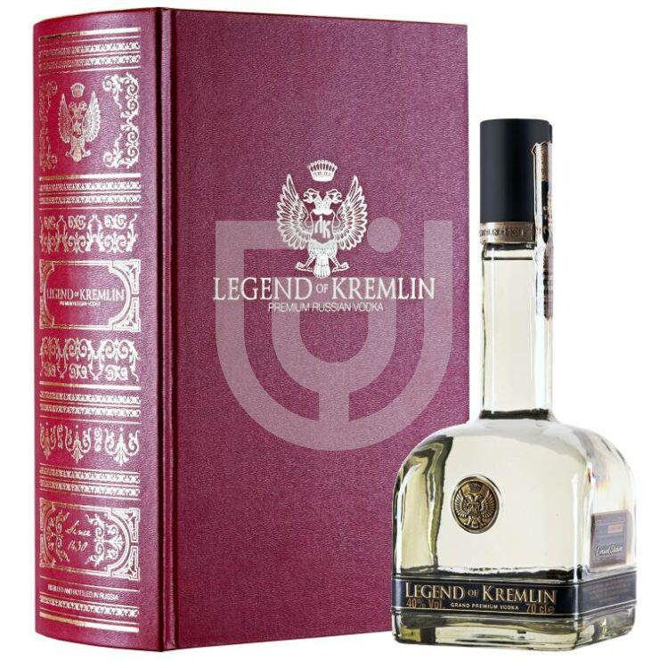 Legend of Kremlin Red Book Edition Vodka (DD) [0,7L 40%]