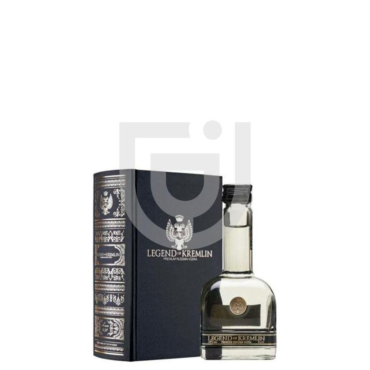 Legend of Kremlin Black Book Edition Vodka Mini (DD) [0,05L 40%]