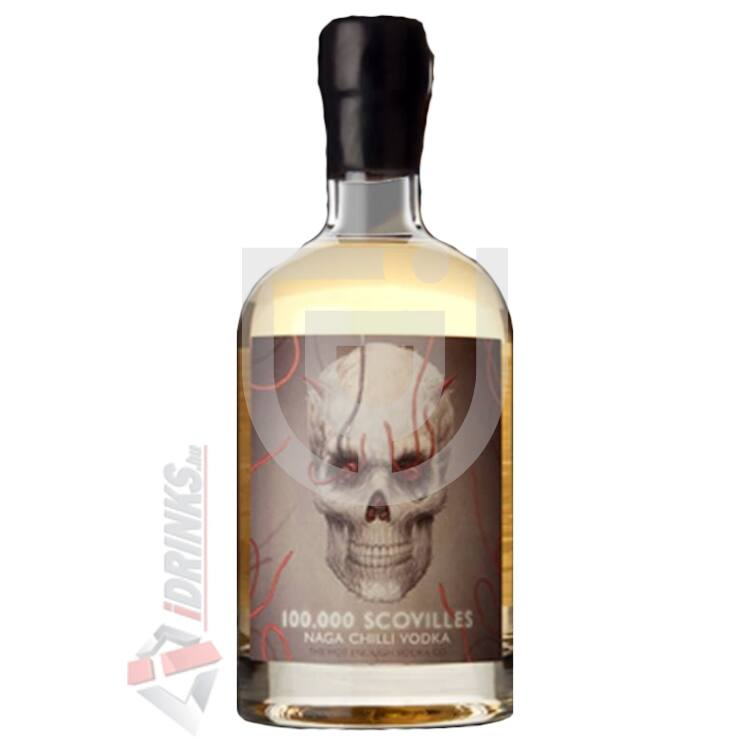 Naga Chilli Vodka 100,000 Scovilles [0,7L|40%]
