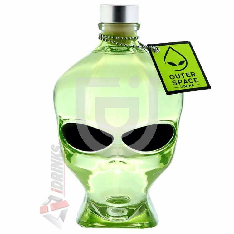 Outerspace Alien Vodka [0,7L 40%]