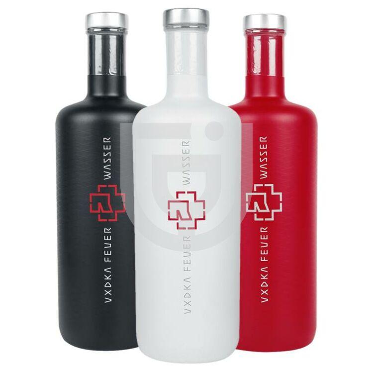 Rammstein Feuer und Wasser Vodka [0,7L|40%]