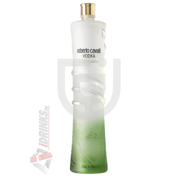 Roberto Cavalli Luxury Rosemary /Rozmaring/ Vodka [1L|40%]