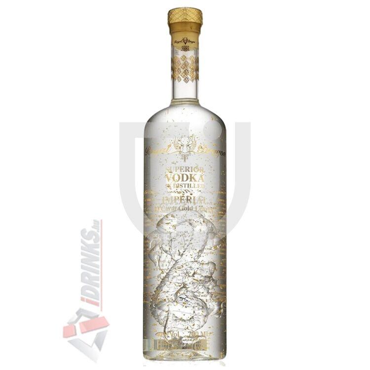 Royal Dragon Imperial Gold /aranypelyhes/ Vodka [1,5L|40%]