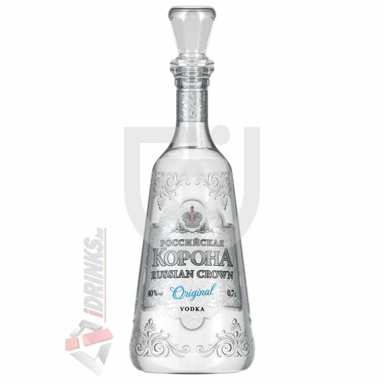 Russian Crown Original Vodka [0,7L|40%]