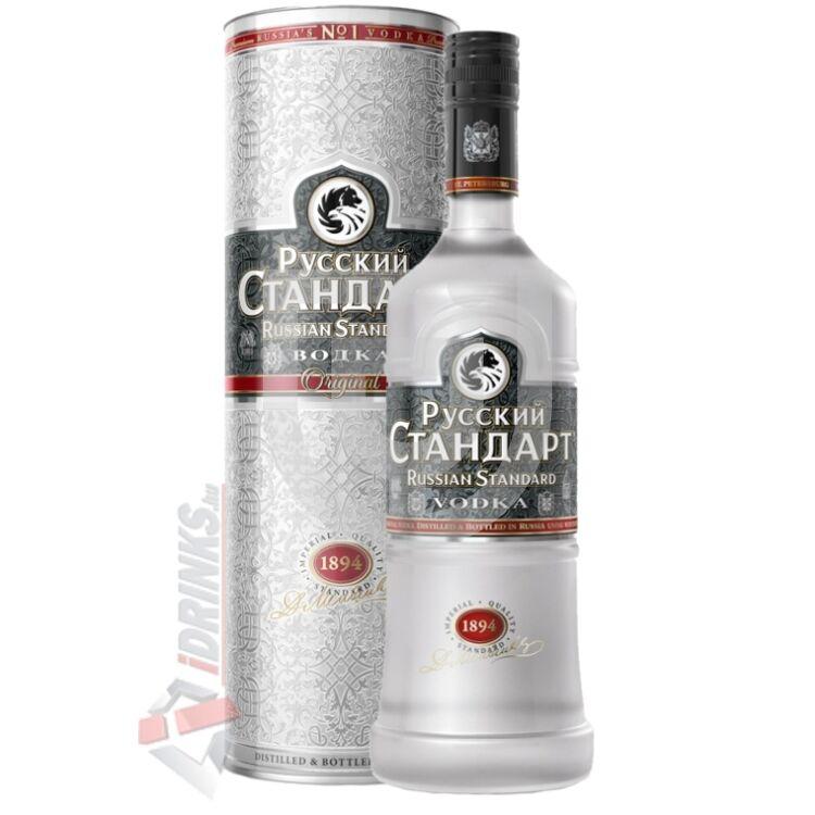 Russian Standard Original Vodka (DD) [3L|40%]