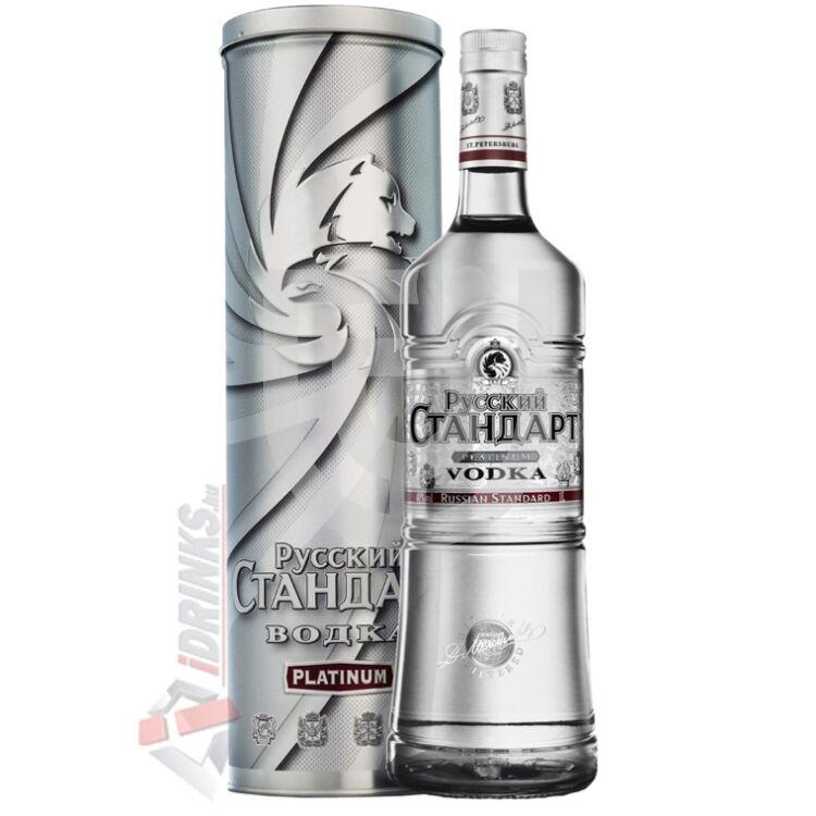 Russian Standard Platinum Vodka (FDD) [1L|40%]