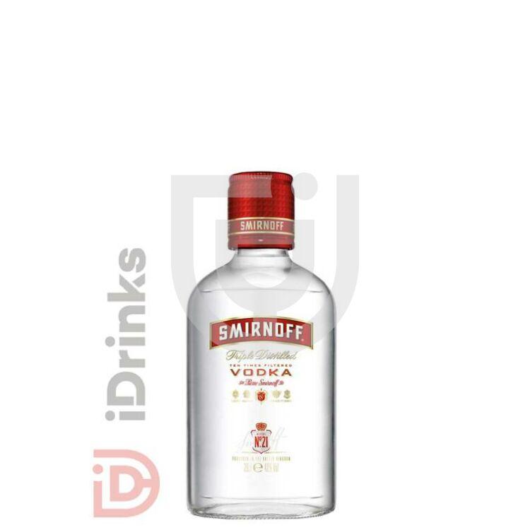 Smirnoff Red Vodka [0,2L 37,5%]