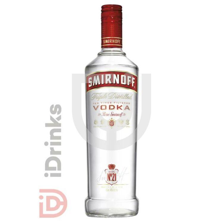 Smirnoff Red Vodka [1L 37,5%]