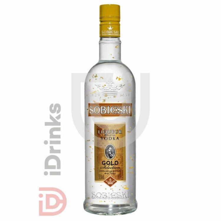 Sobieski Gold Selection Vodka [0,7L|37,5%]