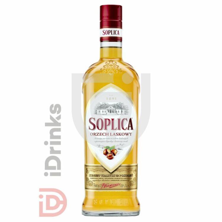 Soplica Hazelnut /Mogyoró/ Vodka [0,5L|30%]