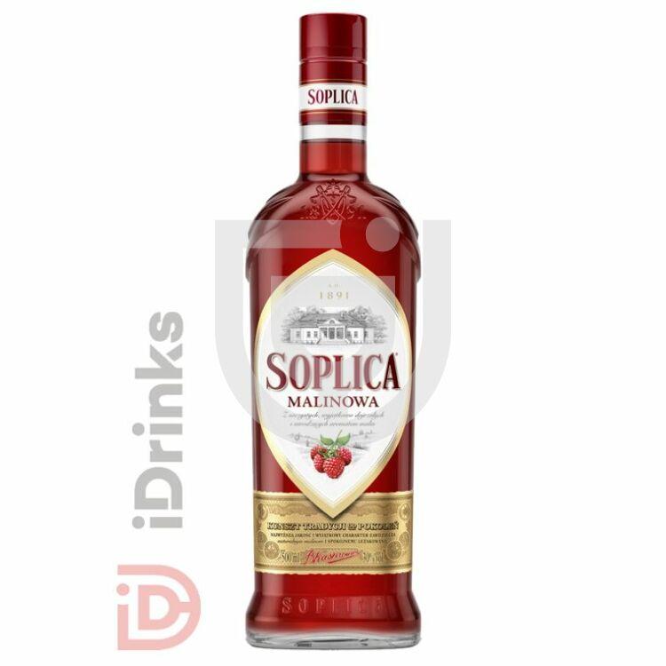 Soplica Raspberry /Málna/ Vodka [0,5L|30%]