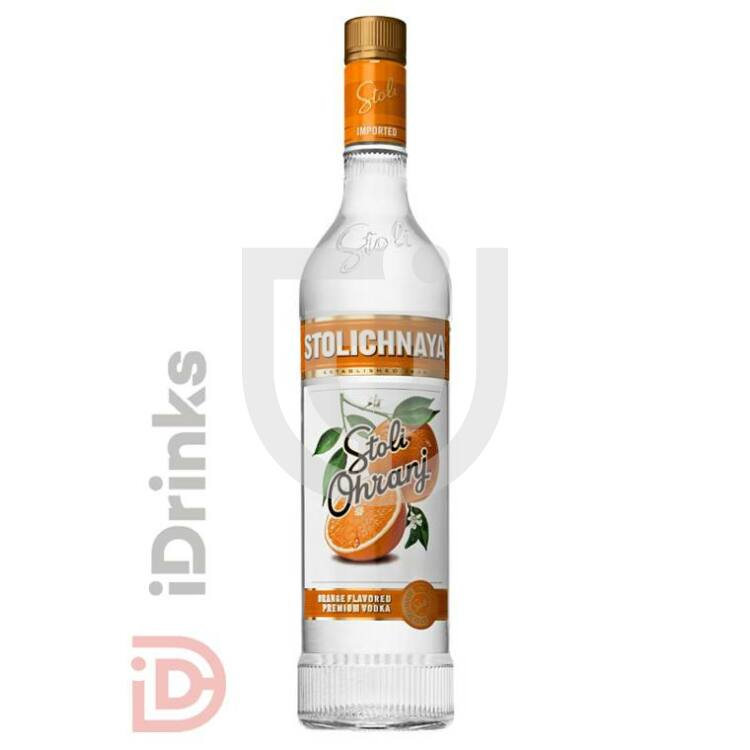 Stolichnaya Narancs Vodka [0,7L|37,5%]
