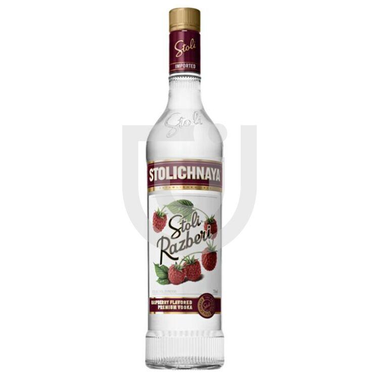 Stolichnaya Razberi Vodka [0,7L|37,5%]