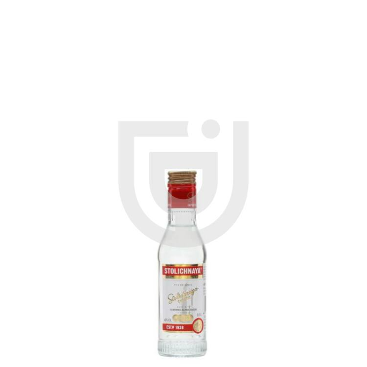 Stolichnaya Vodka Mini [0,05L|40%]