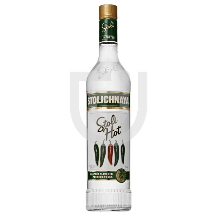 Stolichnaya Hot Vodka [0,7L|37,5%]
