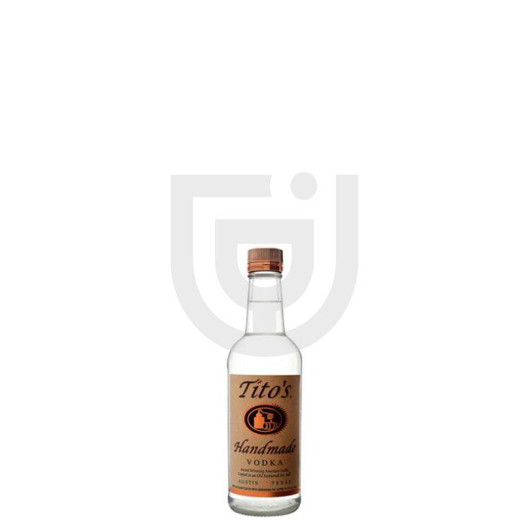 Titos Handmade Vodka Mini [0,05L 40%]