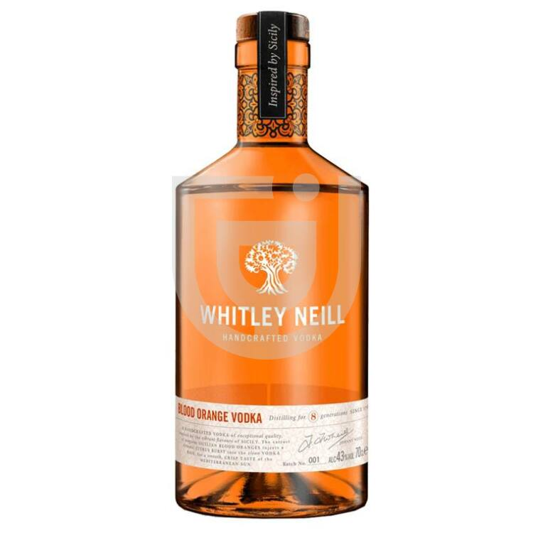 Whitley Neill Blood Orange Vodka [0,7L 43%]