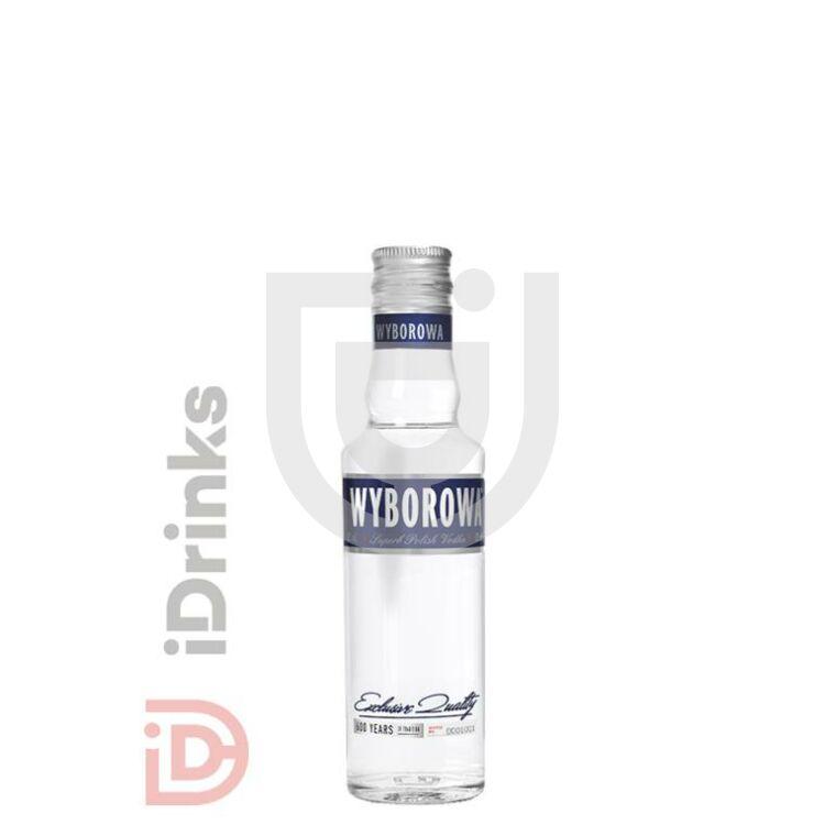 Wyborowa Vodka Midi [0,2L 37,5%]