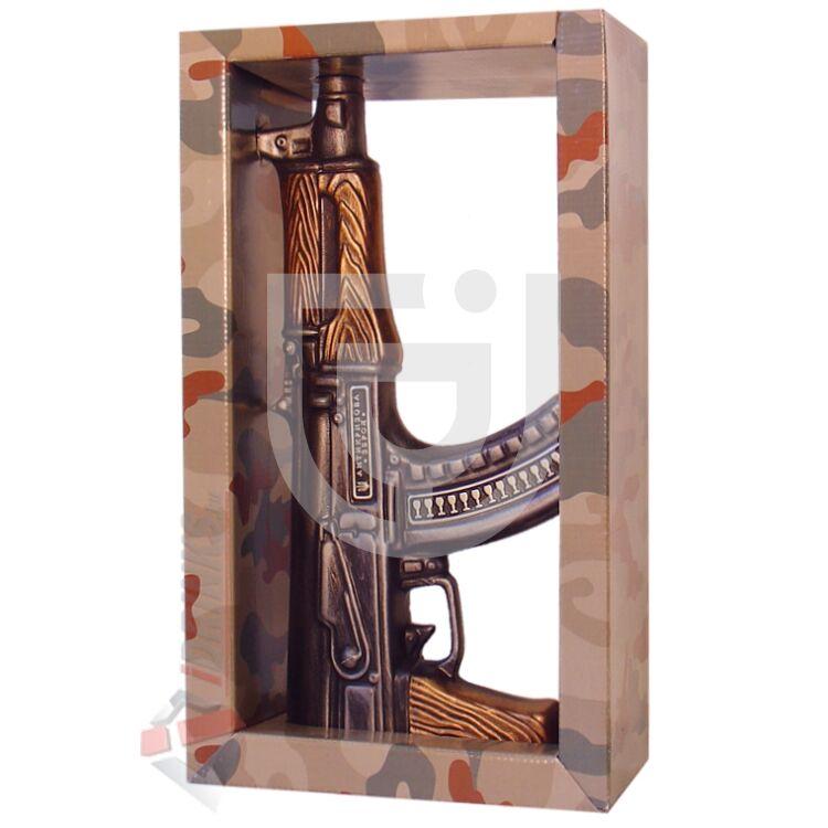 Zlatogor Kalashnikov AK 47 Vodka [0,5L|38%]