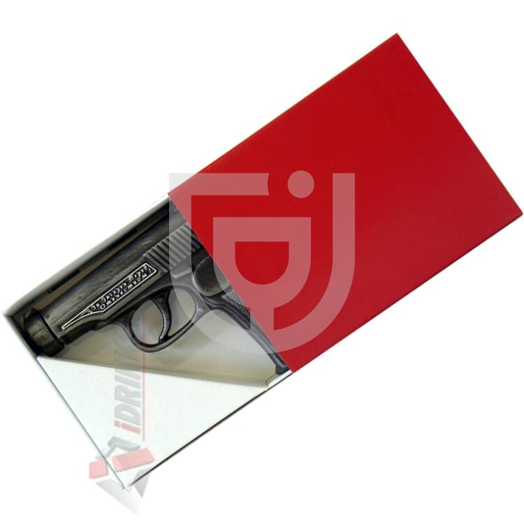 Zlatogor Makarow Pistole Vodka [0,1L|40%]