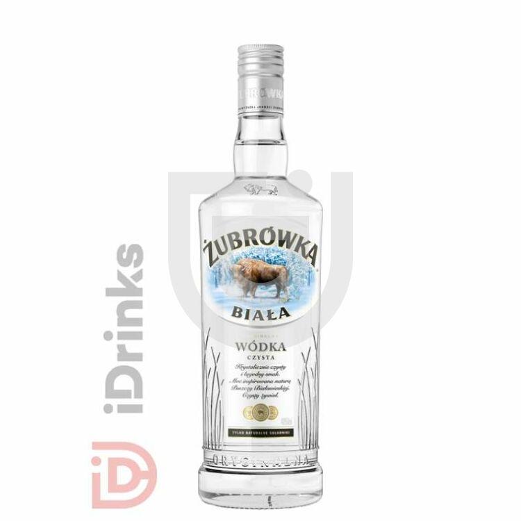 Zubrowka Biala Vodka [0,5L|37,5%]