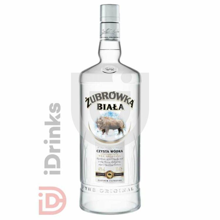 Zubrowka Biala Vodka [1L|37,5%]