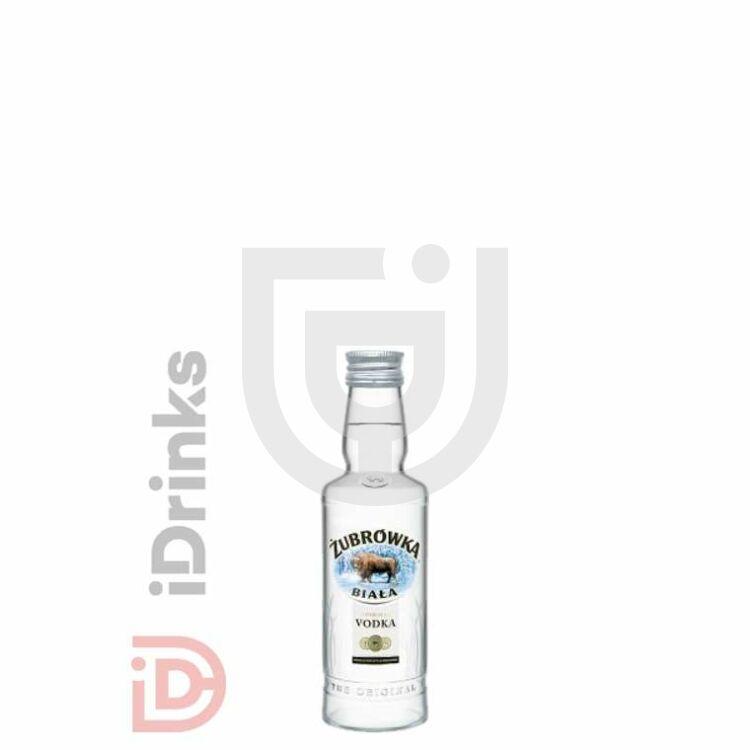 Zubrowka Biala Vodka Mini [0,05L|37,5%]