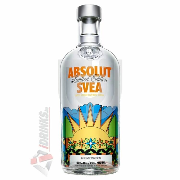 Absolut Svea Vodka [0,7L|40%]