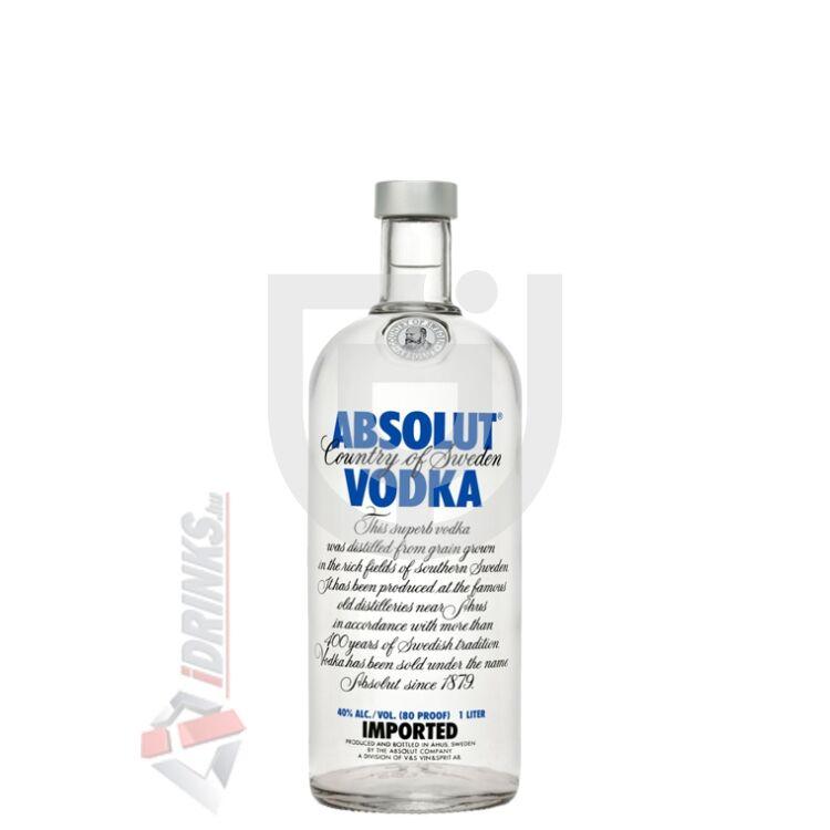 Absolut Blue Vodka [0,5L|40%]