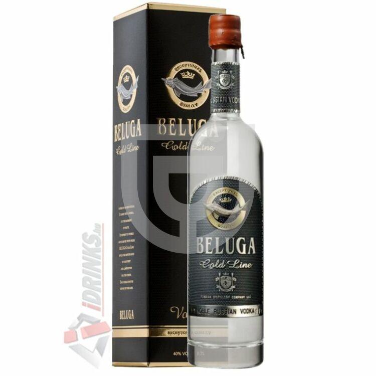 Beluga Gold Line Vodka [0,7L 40%]