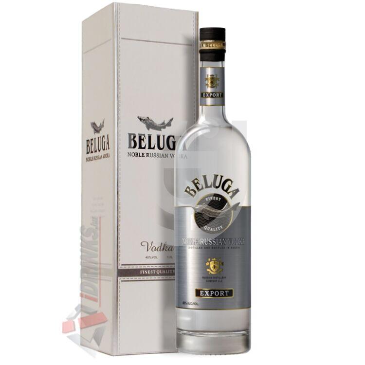 Beluga Vodka (DD) [1L|40%]