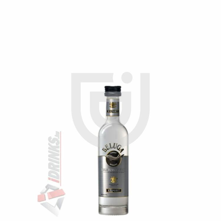Beluga Vodka Mini [0,05L|40%]