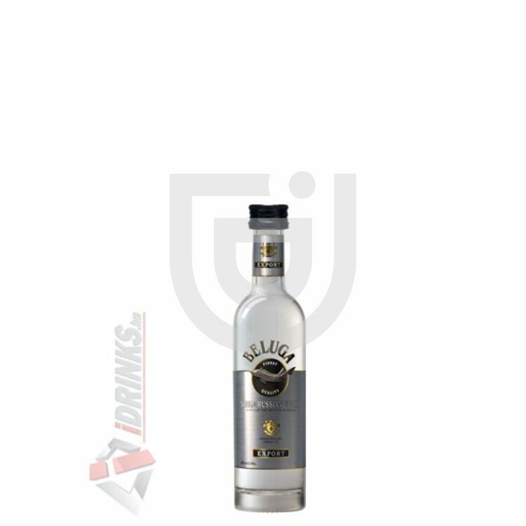 Beluga Vodka Mini [0,05L|40%]