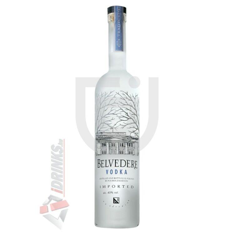 Belvedere Vodka (LED Világítással) [0,7L 40%]