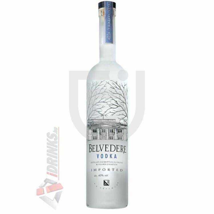 Belvedere Vodka (LED Világítással) [1,75L|40%]