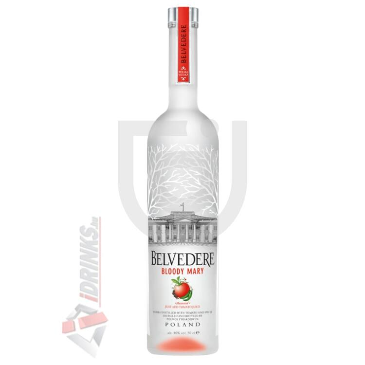 Belvedere Bloody Mary Vodka [0,7L|40%]