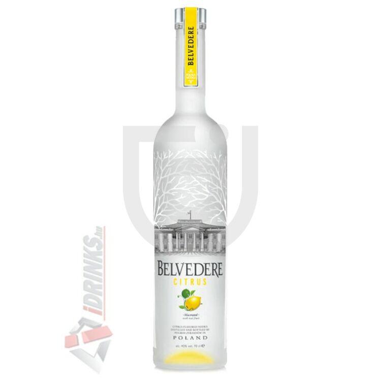 Belvedere Citrus /Citrom/ Vodka [0,7L 40%]