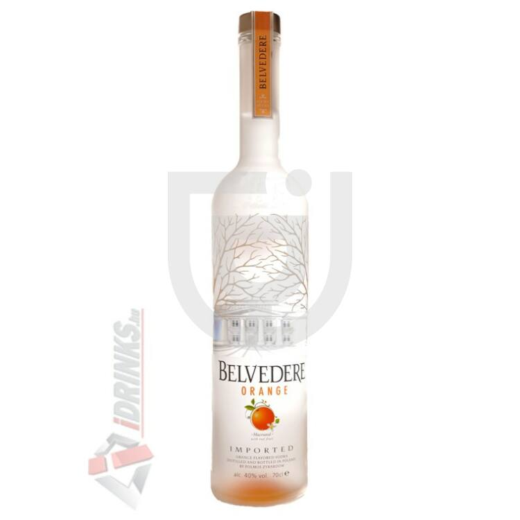 Belvedere Orange /Narancs/ Vodka [0,7L 40%]