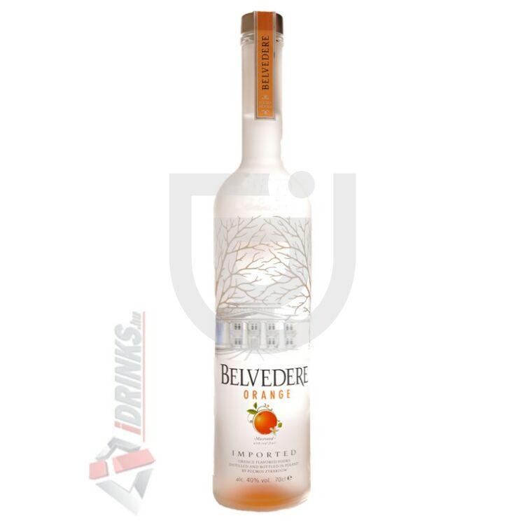 Belvedere Orange /Narancs/ Vodka [0,7L|40%]