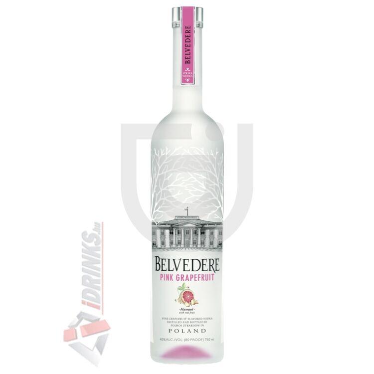Belvedere Pink Grapefruit Vodka [0,7L|40%]