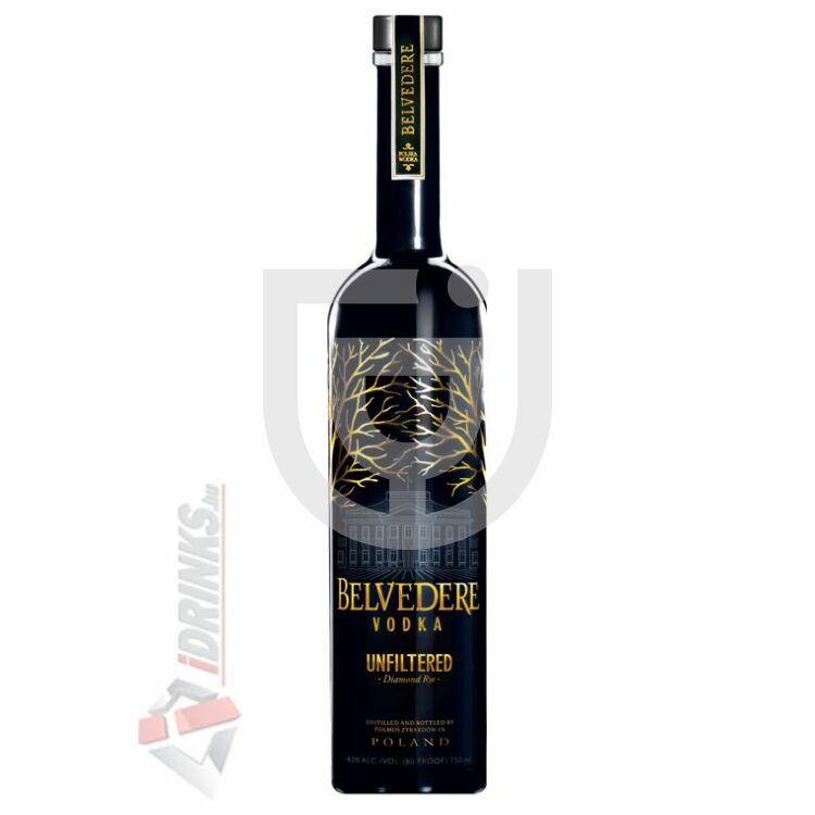 Belvedere Unfiltered Vodka [0,7L 40%]