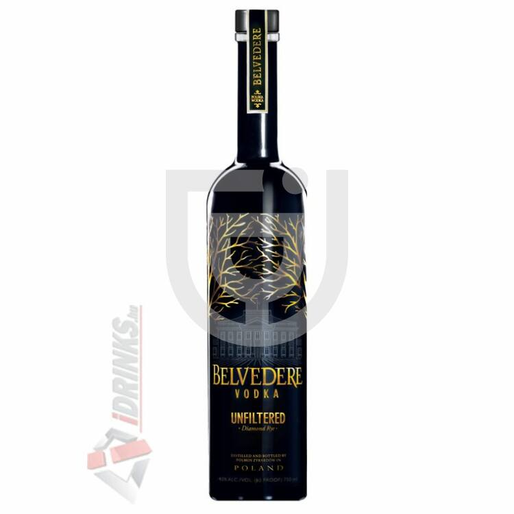 Belvedere Unfiltered Vodka [1,75L 40%]