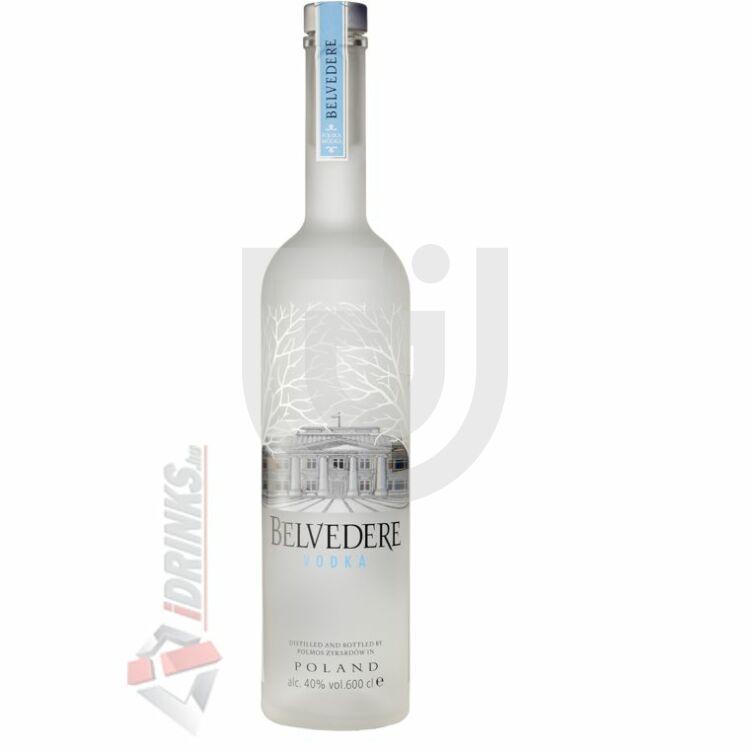 Belvedere Vodka (LED Világítással) [3L|40%]