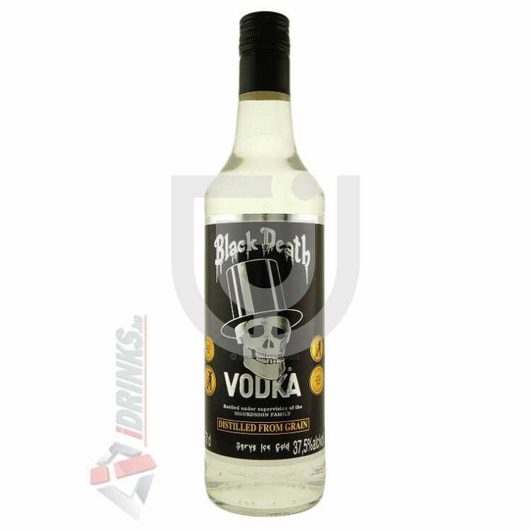 Black Death Vodka [0,7L|37,5%]