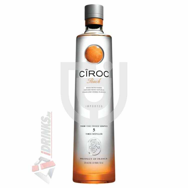 Ciroc Peach Vodka [0,7L|37,5%]