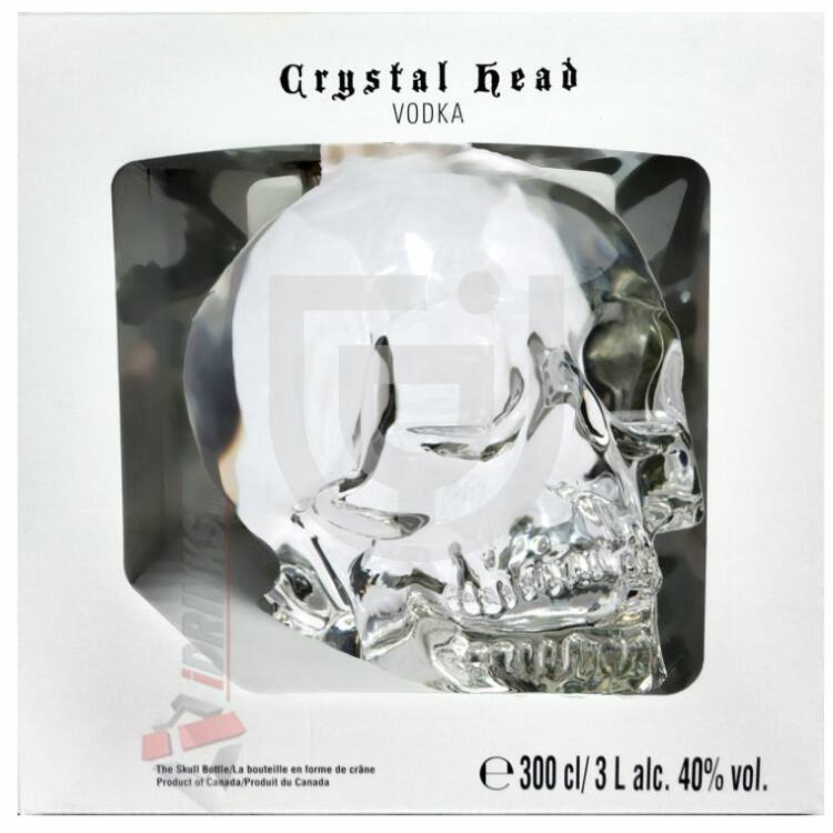 Crystal Head Vodka [3L|40%]